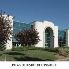 Palais de justice de Longueuil
