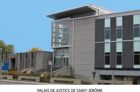 Palais de justice de Saint-Jérôme