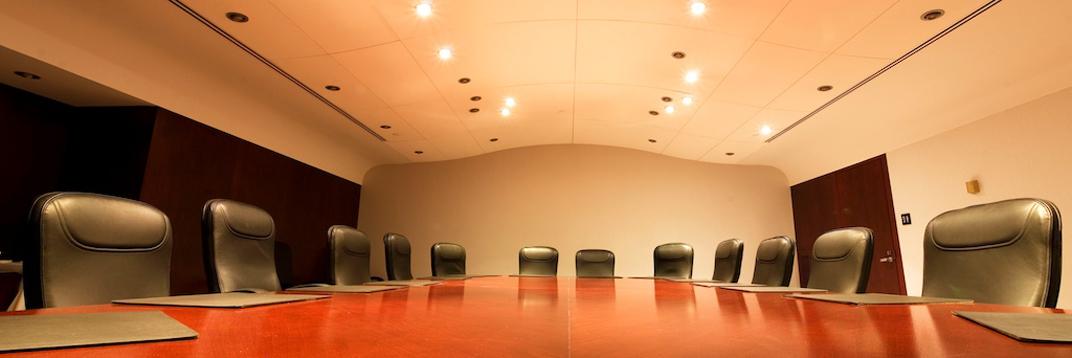Bureau de conférence