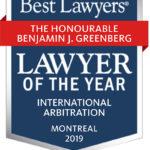 Greenberg Best Lawyer