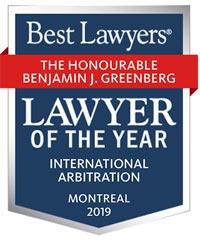 Benjamin j. Greenbers Best Lawyer