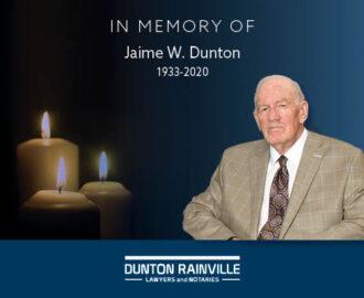 Jaime W. Dunton
