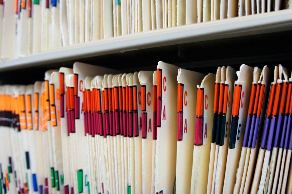 Dunton Rainville - accès aux dossiers médicaux