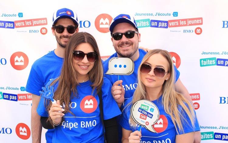 Faites un pas vers les jeunes-BMO