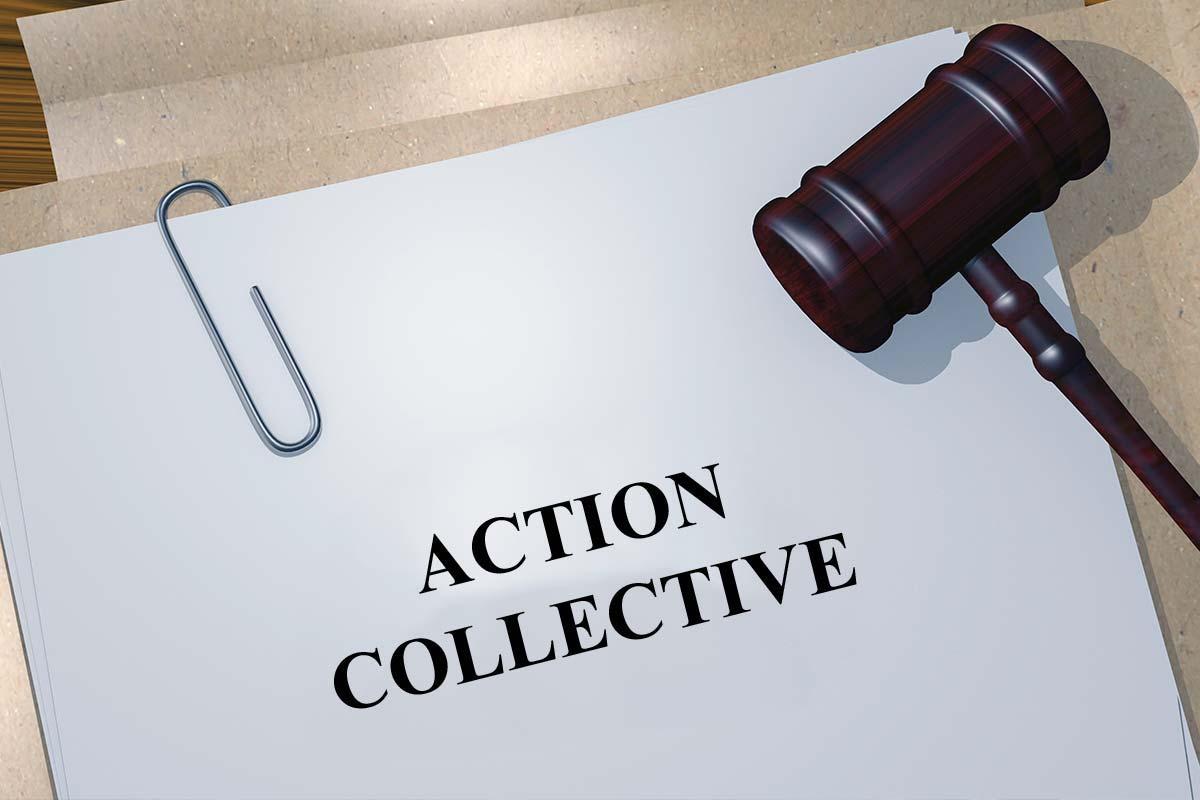 demande d'autorisation d'une action collective
