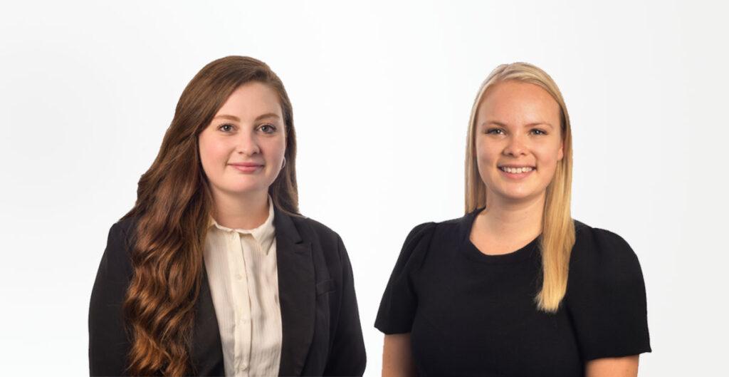 Deux nouvelle avocates chez Dunton Rainville