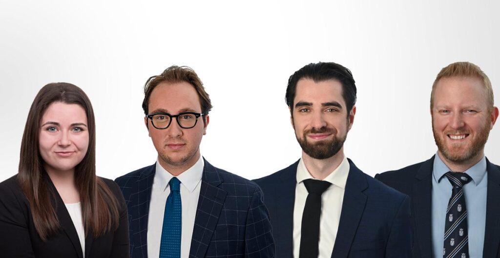 4 nouveaux avocats